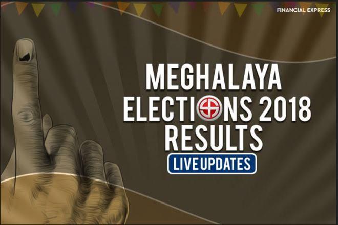 Meghalaya election result 2018 LIVE