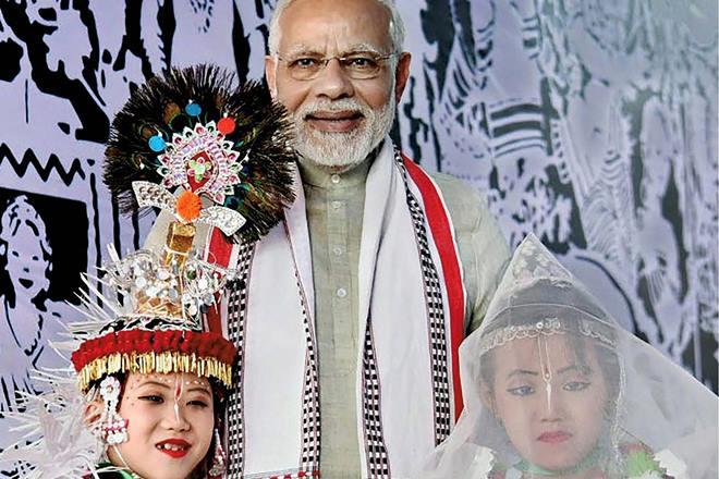 narendra modi imphal