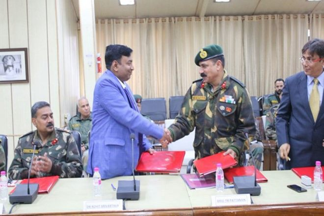 Indian Army,HPCL,NIEDO,MoUs,