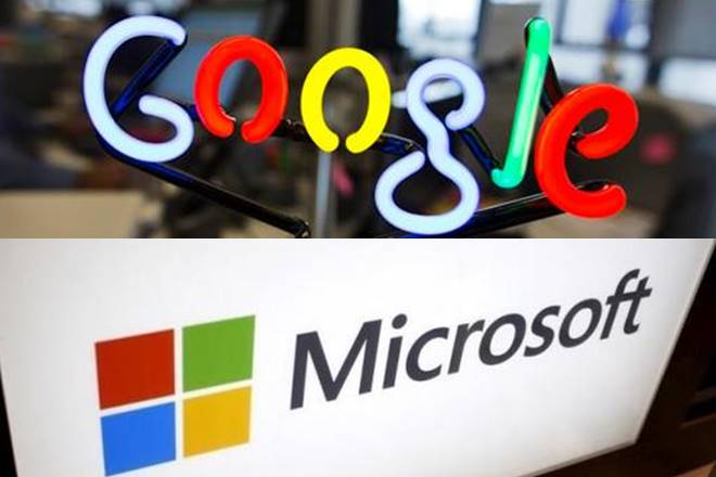 Digital push, Tamil Nadu, Google, Microsoft