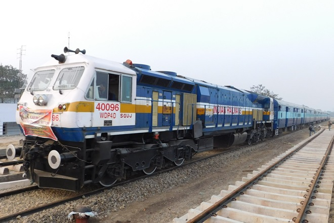 Indian Railways to make sure trains are more punctual