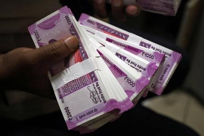 rupee, dollar, commodities, economy. stock market