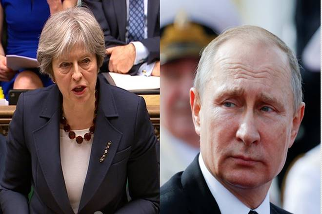 Sergei Skripal attack: British PM Theresa May orders to expel 23 Russian diplomats