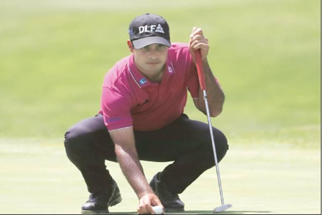shubhankar sharma, golfer shubhankar sharma,Hero Indian Open, golf