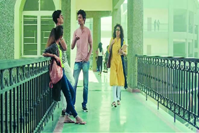 college ad, film, Tanishq