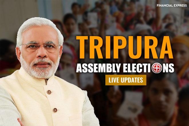 Assembly election result, Assembly election result live, Tripura assembly elections result, Tripura elections result, Tripura elections result live, Tripura polls result, Tripura elections result 2018, Tripura election result update, BJP, Congress