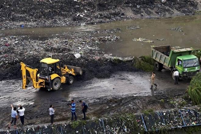 waste segregation, india,GHG emissions,waste management,solid waste disposal,municipal solid waste