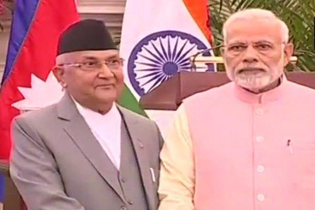 nepal, india, transit treaty, kathmandu, inland water connectivity