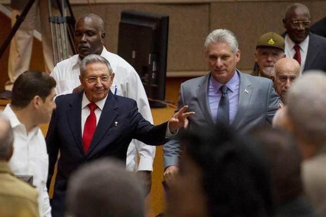 Raul Castro,Cuba,Miguel Diaz,Miguel Diaz-Canel,Communist-run Cuba,Communist Party