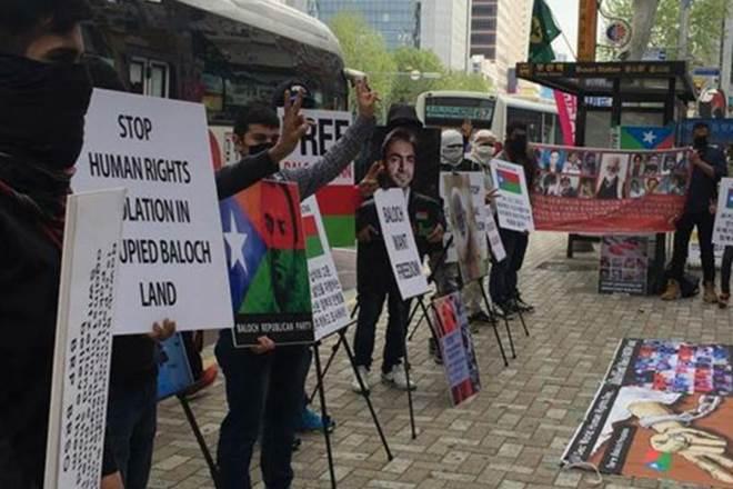 Baloch Republican Party,South Korea,Baloch Republican Student Organisation,Pakistani military,Balochistan,United Nations,European Union, world news