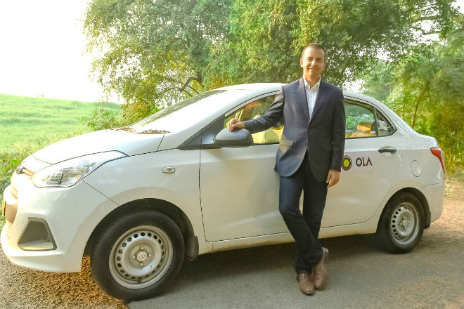Indian Cab hailing company Ola offers two free rides on its launch in Melbourne today