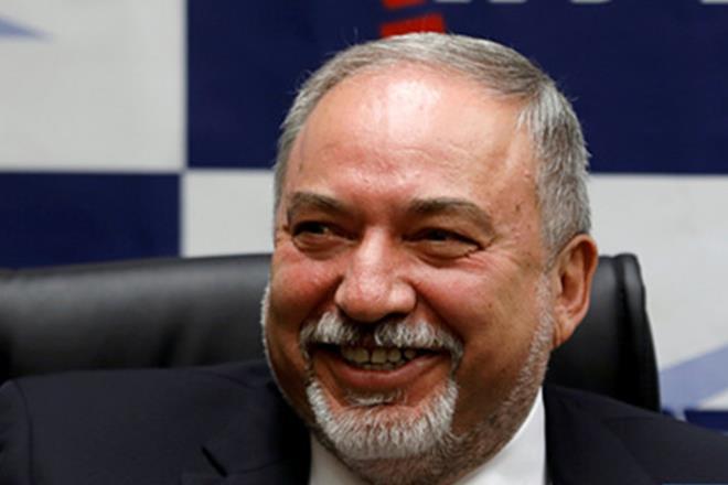 Avigdor Lieberman,Russian missiles,Israel, Syria,Israel's Defence Minister