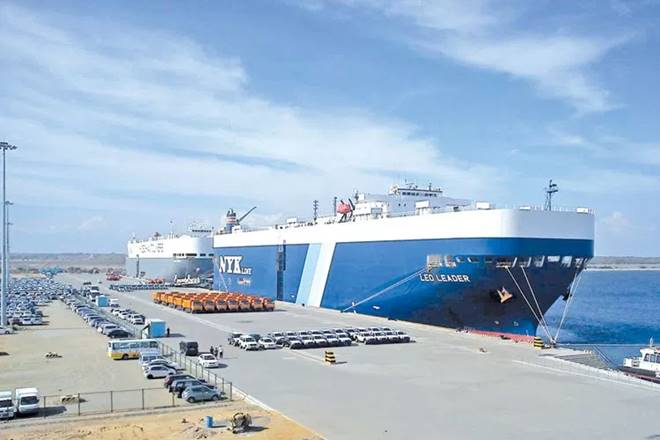 china, Hambantota port, Indian Ocean, sri lanka, cargo, Xi Jinping, Belt and Road, india, infrastructure, defence