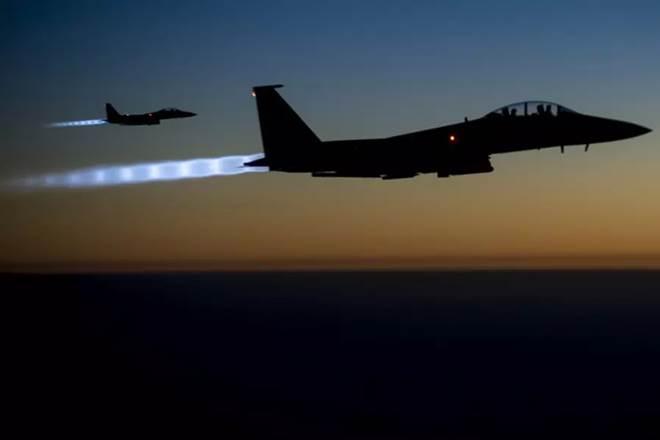 Iraqi warplanes, Iraq,Islamic State,Syria,Syrian territories,Bashar al-Assad,Iraqi F-16 jets, world news