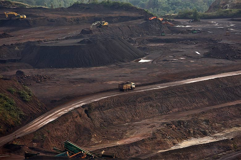 non hydrocarbon mineral, onshore minerals, government