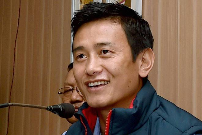 Bhaichung Bhutia, Bhaichung Bhutia political party, Bhaichung Bhutia party, Bhaichung Bhutia in politics, political party by Bhaichung Bhutia, Bhaichung Bhutia news, india news