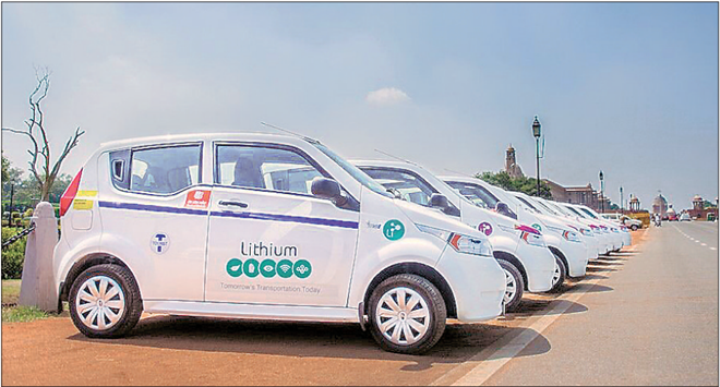 Lithium Urban Technologies (Lithium), the Bengaluru-based electric vehicle (EV) cab provider to corporate sector, is raising close to $8 million from International Finance Corporation (IFC)