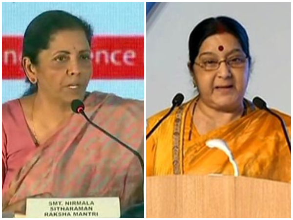 Pakistan, Sushma Swaraj, Nirmala Sitharaman, Shanghai Cooperation Organisation,CHOGM