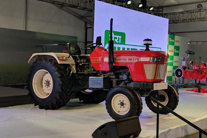 Despite a strong growth in the India tractor industry, Swaraj Engines (SWE) reported a moderate volume growth.