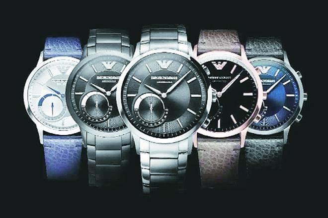 Emporio Armani, Emporio Armani connected art 5002, smart watch