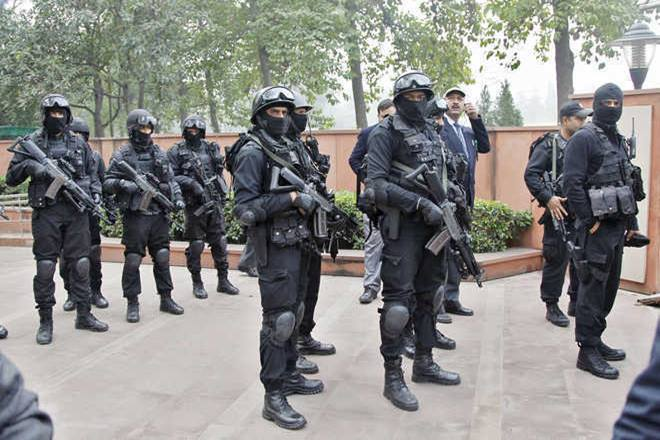Black Cat commandos, kashmir, NSG, ministry of home affairs, indian army,Operation Blue Star,Jammu and Kashmir, crpf