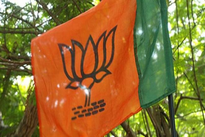 dozens leaders joins bjp, SP, BSP,Jai Prakash Rawat,Mahendra Nath Pandey,Ashok Rawat
