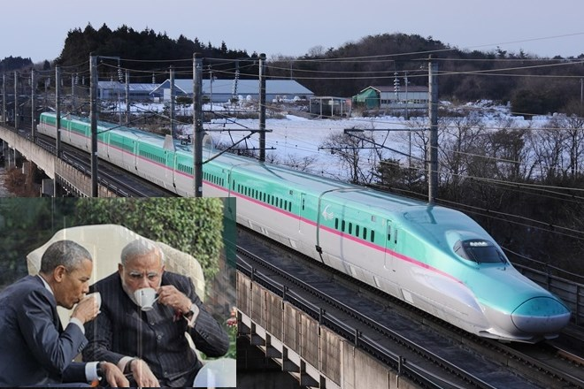 Bullet train project to have chai pe charcha initiative