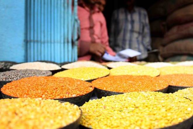 government, pulses stock, nafed, kharif