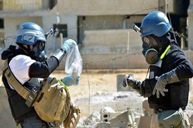 chemical weapons, airstrikes, syria, pentagon, united nations, syriachemical weapons, syria probe, united nations, US, united states, france, britain
