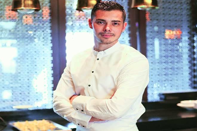 Chef Wilfried Bergerhausen, food, food and flavour