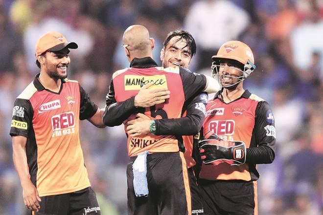 IPL 2018, cricket, sunrisers hyderabad, mumbai indians, cricket, ipl