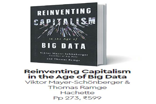 reinventing capitalism in the age of big data review, book on big data, Viktor Mayer, Schönberger & Thomas Ramge, Capitalism