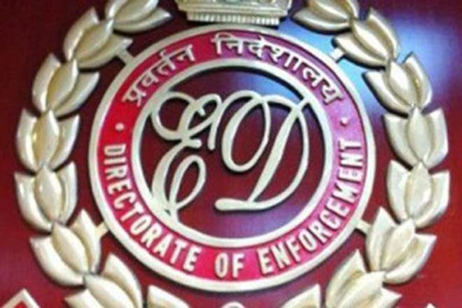 The Enforcement Directorate on Tuesday attached immovable properties worth Rs 1,122 crore in a Rs 2,654.40-crore bank fraud case against Vadodara-based Diamond Power Infrastructure (DPIL).