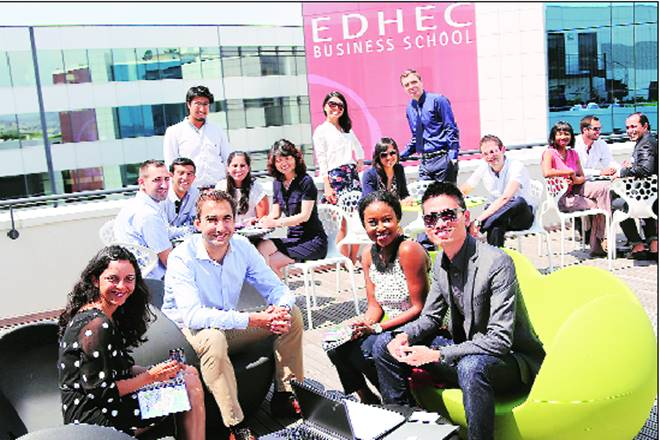 EDHEC Business School, france, master in finance, EDHEC rankings, EDHEC location
