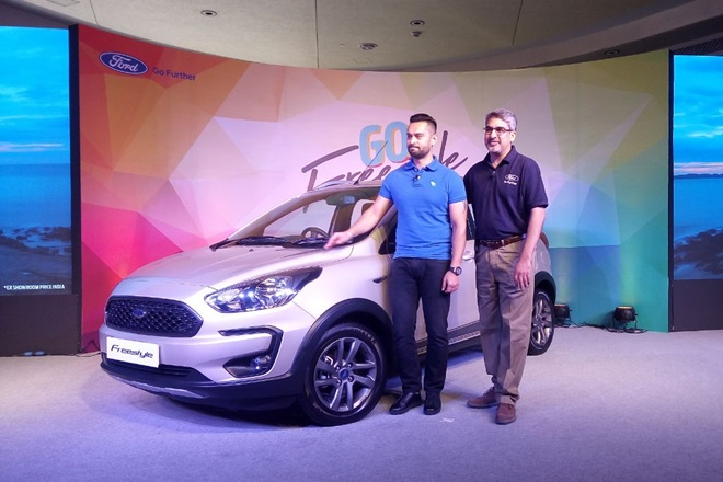 Ford has also introduced a technology called Active Rollover Prevention (ARP) with the Freestyle
