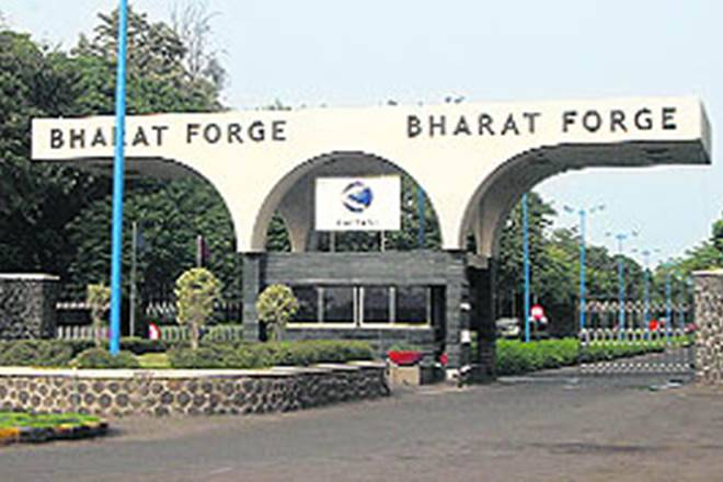Bharat Forge, defence