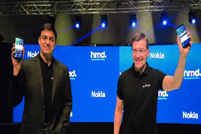 HMD GLobal, nokia smartphone, nokia, kolkata knight riders
