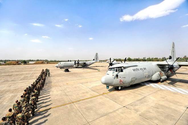 Gagan shakti 2018, indian airforce,IAF Sukhoi,Chinese Navy,FRA,Brahmos,HarpoonAnti shipmissiles ,pakistan