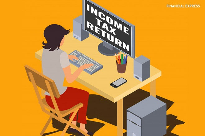 income tax efiling, IT return for FY 2017-18, income tax return, IT Return, income tax, income tax refund, form 16, form 16 means, itr form, itr filing, itr refund, Section 234F