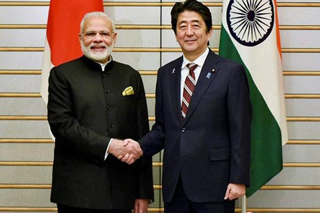 japan, india, japan india tie, strategic interest