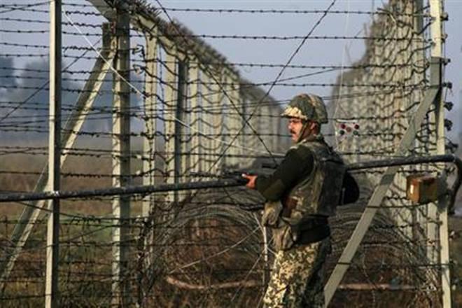 smart fence, bangaldesh border, assam, BSF, KK sharma