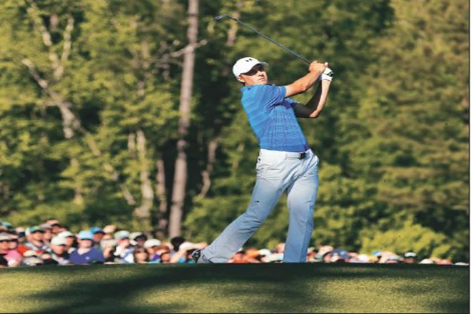 Jordan Spieth, Jordan Spieth golfer, golf, Augusta National,Sergio Garcia