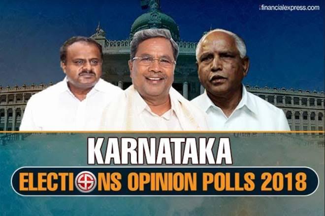 karnataka election 2018 opinion poll