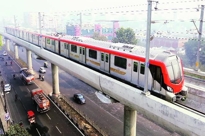 lucknow metro, lucknow metro project, uttar pradesh, cm yago adityanath, yogi adityanath government, uttar pradesh government