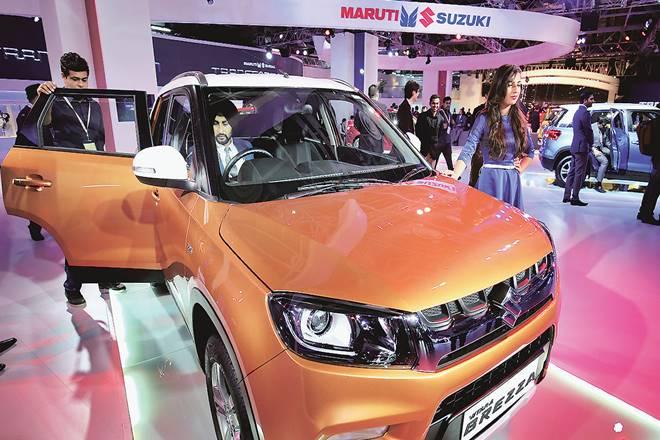 Maruti Suzuki Rating, toyota,Ford,Mitsubishi,Nissan Motor Co,electric vehicle technology,Honda Motor Co,Toyota Kirloskar, nexa
