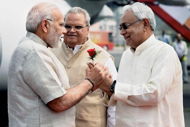 narendra modi, PM modi, modi in bihar, nitish kumar, mahatma gandhi, satyagraha, satyagrahi, bihar, motihari, sanitation, gandhi dream