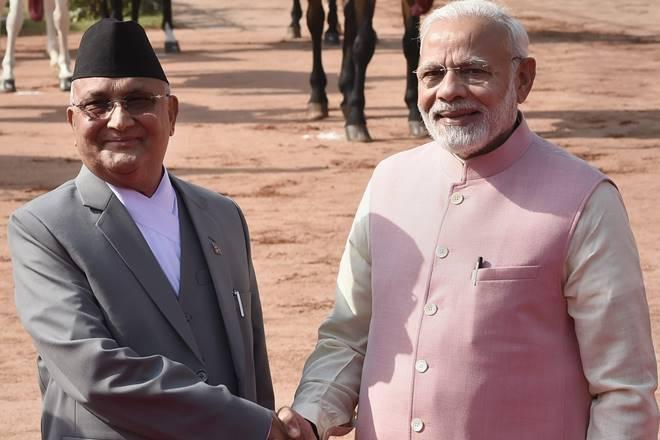 pm modi, pm narendra Modi, Modi, india, nepal, KP Oli, bilateral ties, india nepal relation, india news