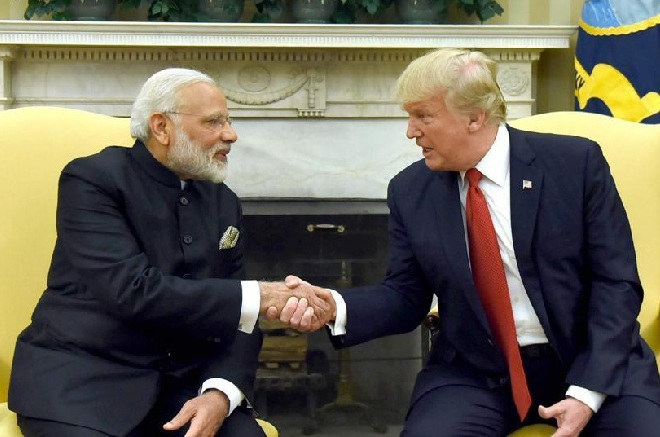 Trump joins Modi in slamming OPEC for 'artificially' high oil prices; says ships fully loaded at sea