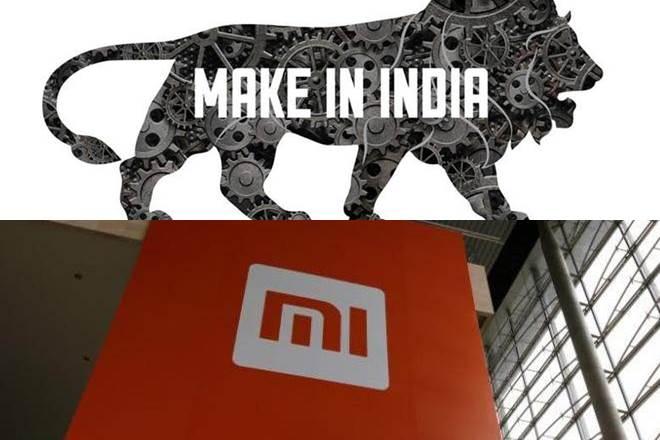 Make in India, Xiaomi, Narendra Modi, smartphones, Xiaomi, PM Modi