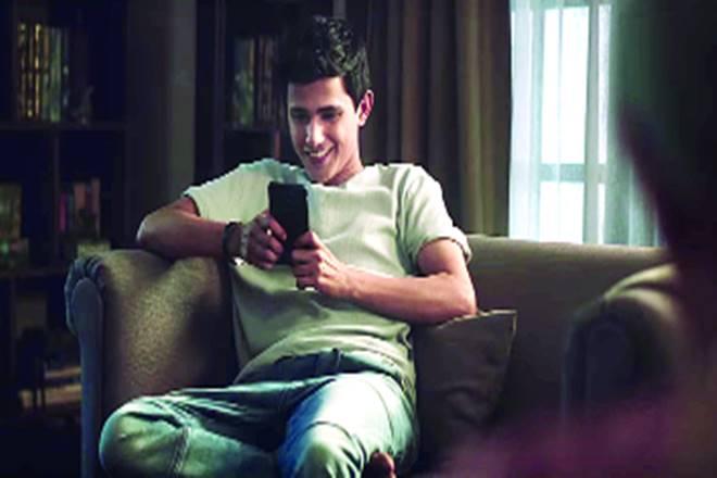 smartphone, advertisement